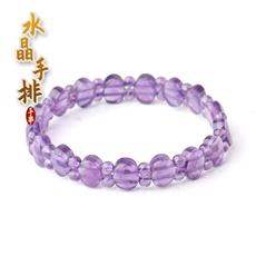 精品紫水晶手排★时尚唯美送爱人送朋友
