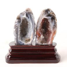 天然迷你玛瑙聚宝盆★玛瑙原石摆件[多款]