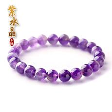 梦幻紫水晶8mm单圈手链手串